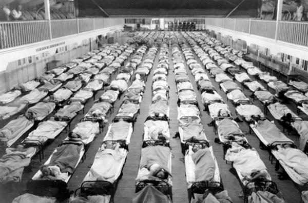 La gripe de 1918 | Mirada sobre la Historia